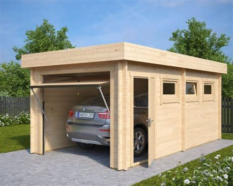 Self Assembly Garage