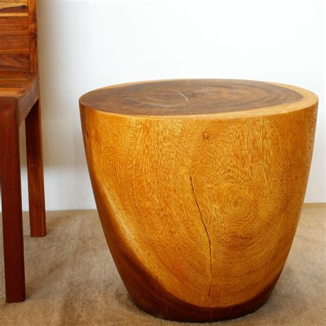 Seliga Drum End Table