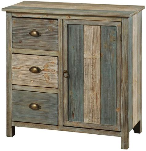 Selma 3 Drawer 1 Door Cabinet