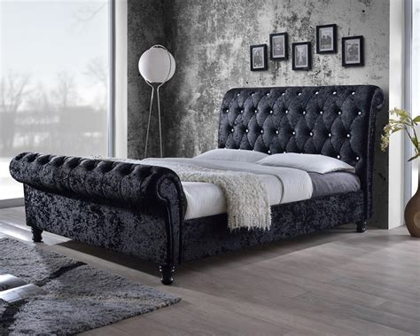 Serenity Sleigh Bed byWildon Home ฎ