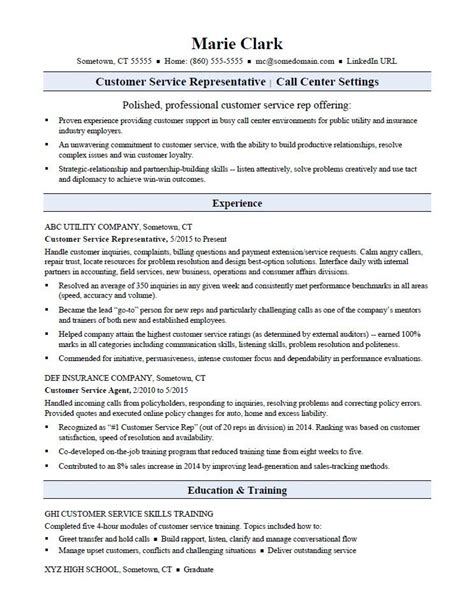 service industry resume template customer service resume template job  interviews - Service Industry Resume Template