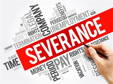 Corporate Lawyer Employment Rate Severance Pay Employment Law Information My Employment