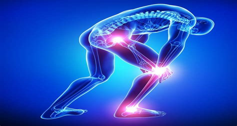 severe hip pain radiating down leg