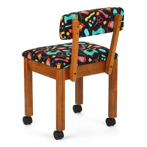 Sewing Underseat Storage Side Chair