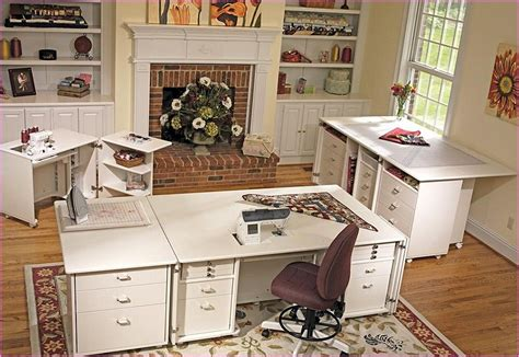 Sewing Room Furniture Plans