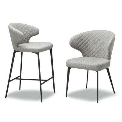 Shackelford Upholstered Dining Chair (Set of 2)