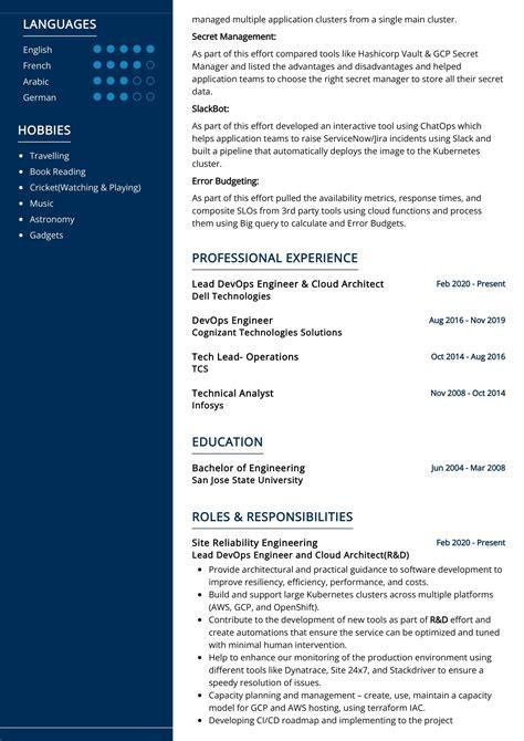 sharepoint architect resume samples resume builder now