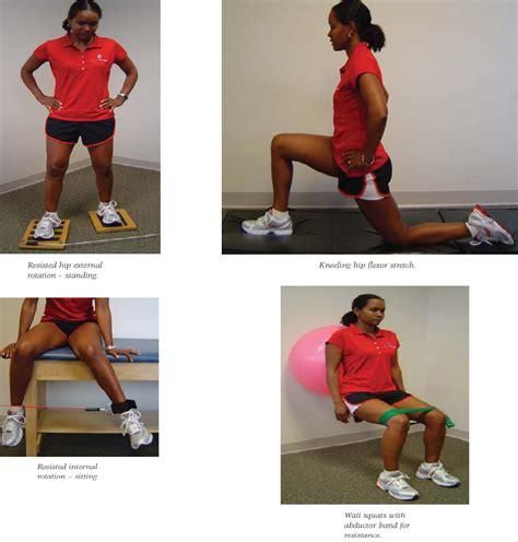 sharp hip flexor pain after hip labral repair rehabilitation
