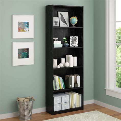 Sharpsburg 4 Shelves Standard Bookcase
