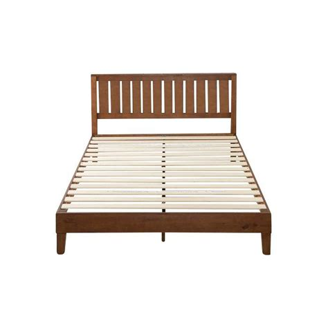 Shaunte Solid Wood Platform Bed by Winston Porter