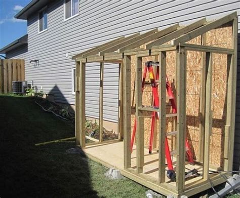 Shed Addition Plans