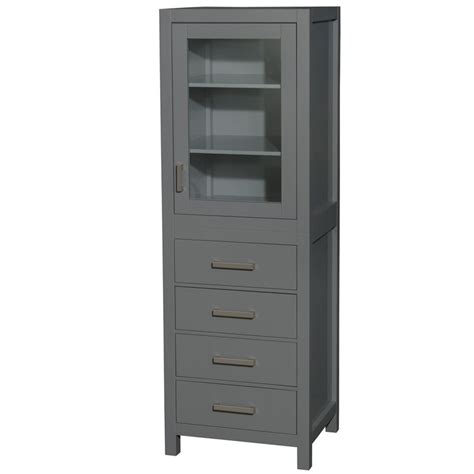 Sheffield 24 W x 71.25 H Linen Tower