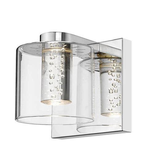 Shenelly 1-Light LED Armed Sconce