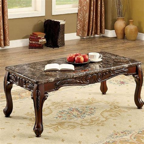 Sherell Traditional Coffee Table