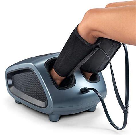 shiatsu foot knee massage machine