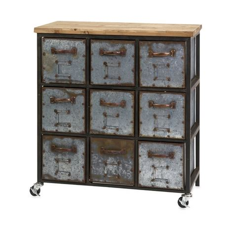 Shirleen 9 Drawer Accent Chest