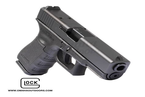 Glock-19 Shooting Glock 19 Gen 4.
