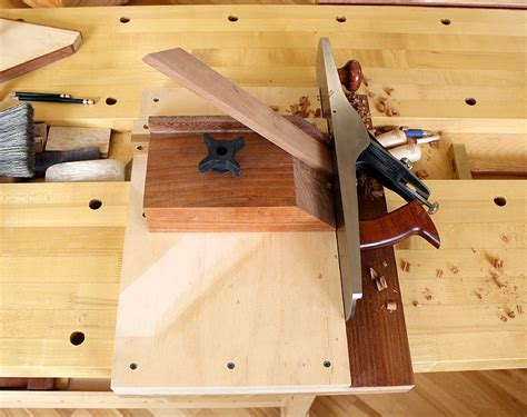 Shooting Board Woodworking Plans