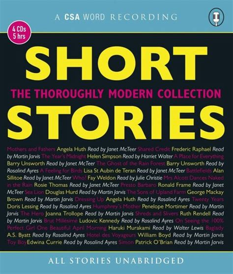 Read Books Short Stories: The Thoroughly Modern Collection Online