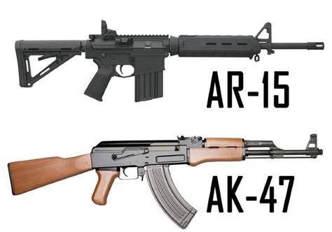 Ak-47-Question Should I Get An Ar 15 Or Ak 47.