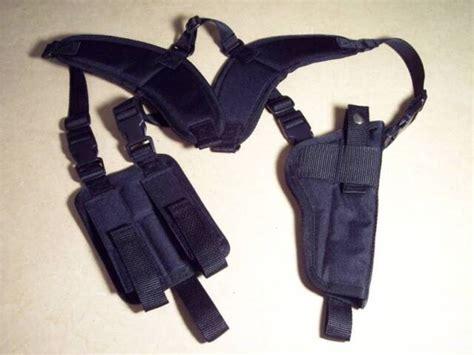 Gunkeyword Shoulder Holster For Springfield Armory Xdm 5.25 45 Acp.