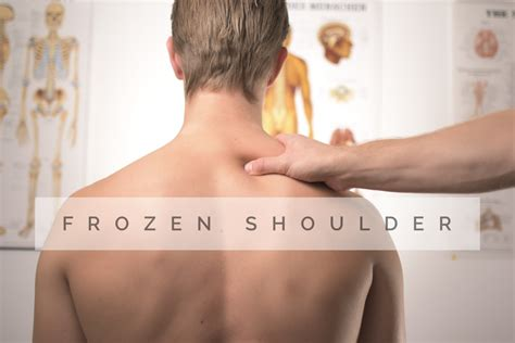 shoulder pain healing massage therapy