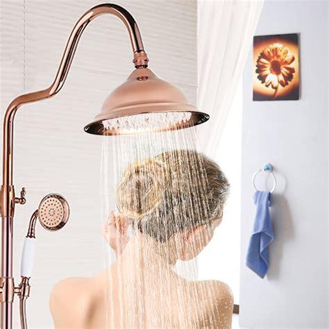 Shower With Rain Head