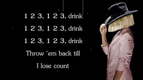 Chandelier Lyrics
