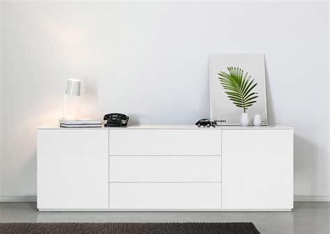 Sideboard Weiß 180 Cm Sideboard Witenga In Wei Hochglanz 180 Cm