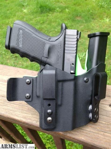 Glock-19 Sidecar Holster Glock 19.