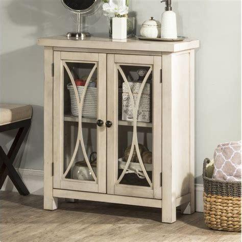 Sierra Madre 2 Door Accent Cabinet