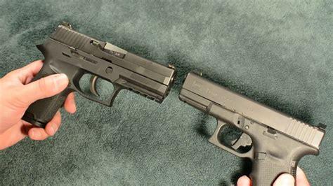 Glock-19 Sig P250 Vs Glock 19.