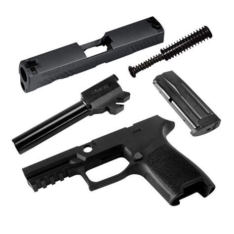 Sig-P320 Sig P320 9mm Compact Conversion Kit.