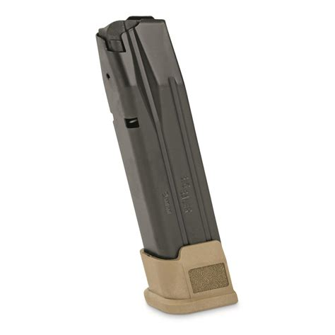 Sig-P320 Sig P320 9mm Magazine Fde.