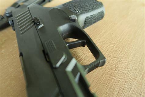 Sig-P320 Sig P320 Apex Trigger Review.