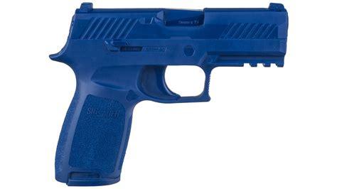 Sig-P320 Sig P320 Blue Gun.