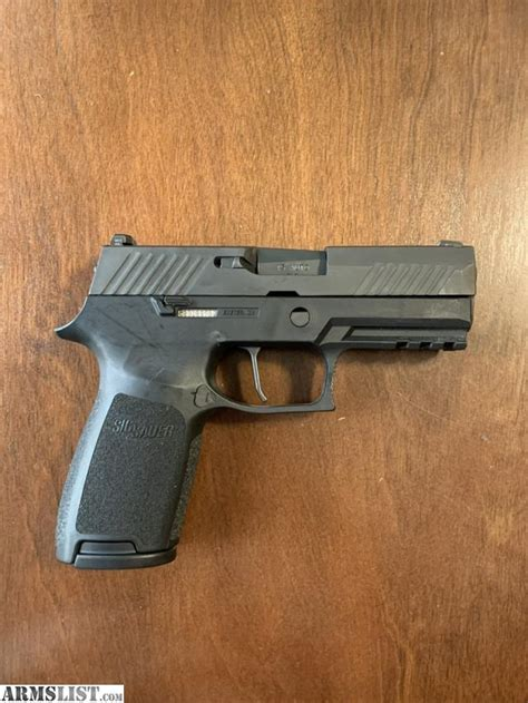 Sig-P320 Sig P320 Carry 45 For Sale.