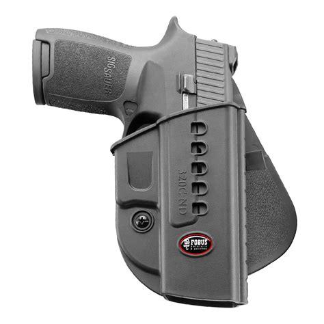 Gunkeyword Sig P320 Carry Holster Sights.