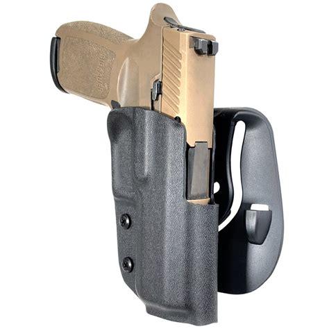 Gunkeyword Sig P320 Carry Owb Paddle Holster.
