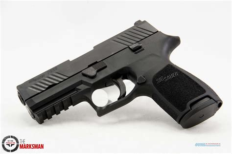 Sig-P320 Sig P320 Compact 45 Acp For Sale.