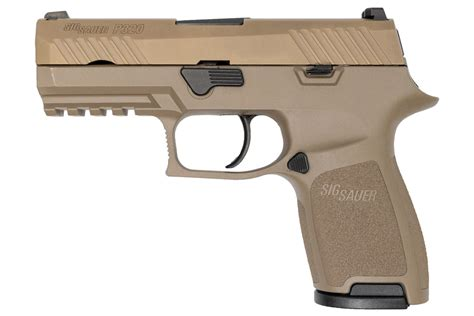 Sig-P320 Sig P320 Compact 9mm In Fde.