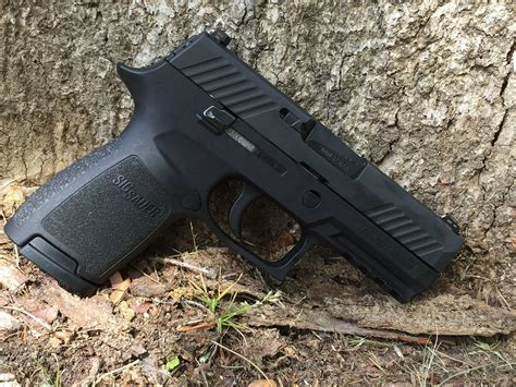 Sig-P320 Sig P320 Compact Compared To Glock 19.