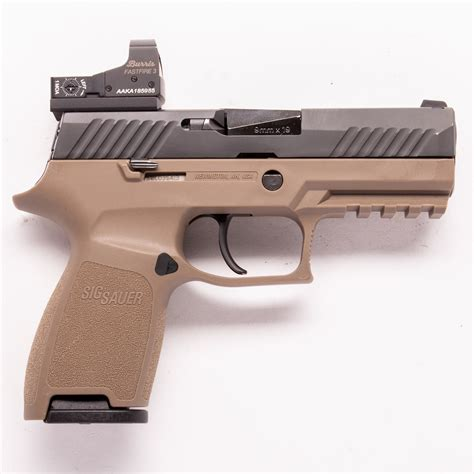 Sig-P320 Sig P320 Compact With Rail.