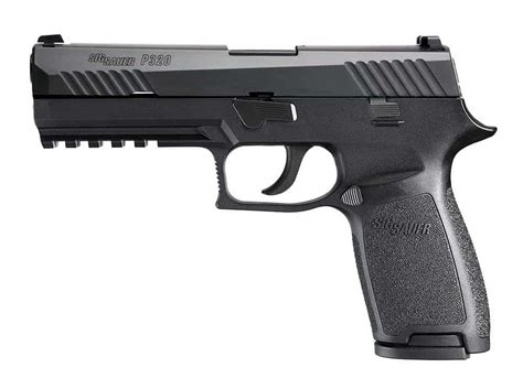 Sig-P320 Sig P320 Defect Firing When Dropped.