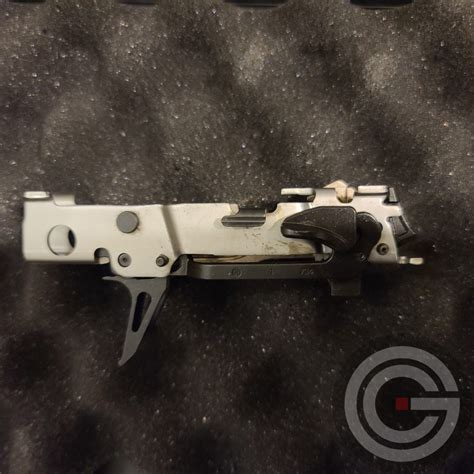 Sig-P320 Sig P320 Fcu With Manual Safety Disassembly.