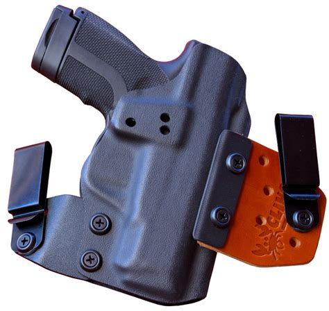 Sig-P320 Sig P320 Iwb Leather Holster.