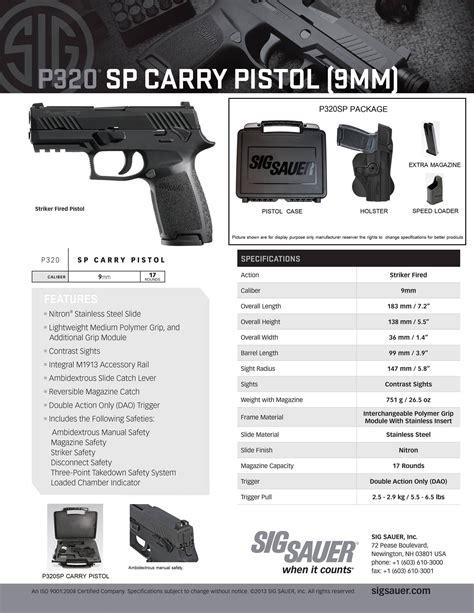 Gunkeyword Sig P320 Manual.