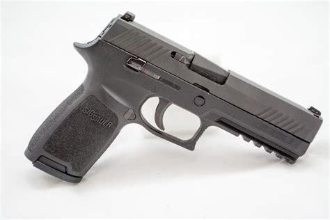 Sig-P320 Sig P320 Pistol Review.