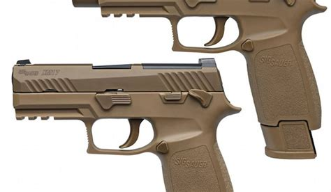 Gunkeyword Sig P320 Replacing M9.