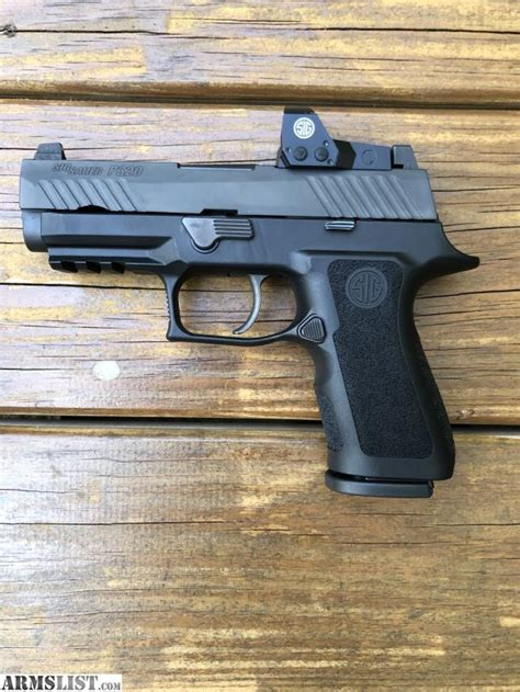 Sig-P320 Sig P320 Rx For Sale.